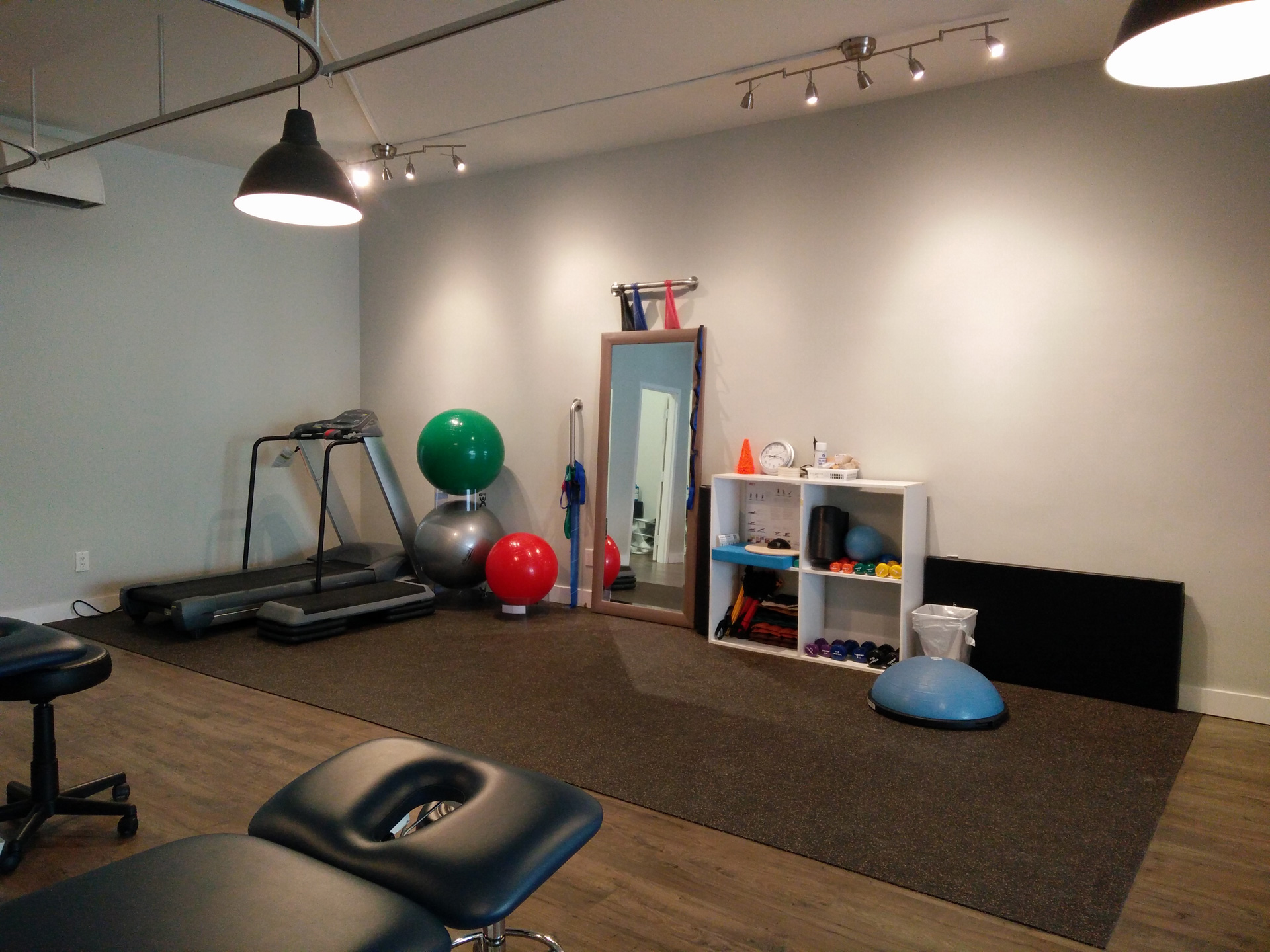 Exercise Area - Physio in the Six